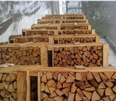 Kiln Dried Quality Firewood Certifications: Certified