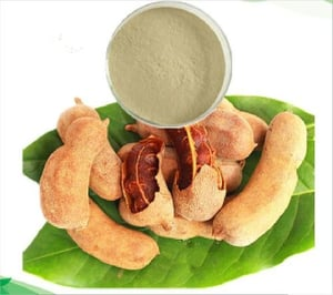 Light Brown Color Tamarind Extract Powder