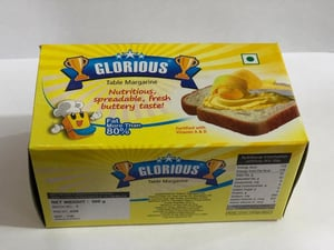 Low Cholesterol Table Margaine Butter