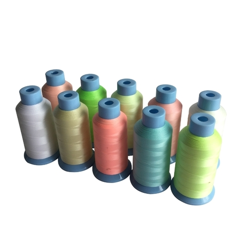 Eco-Friendly Photochromic Color Change Thread