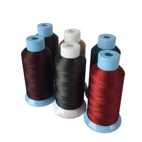 100% Polyester Touchscreen Conductive Embroidery Thread