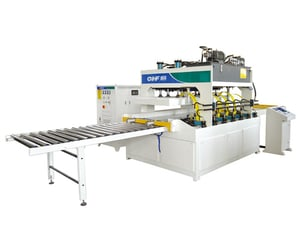 Vertically Lifting Joining Machine