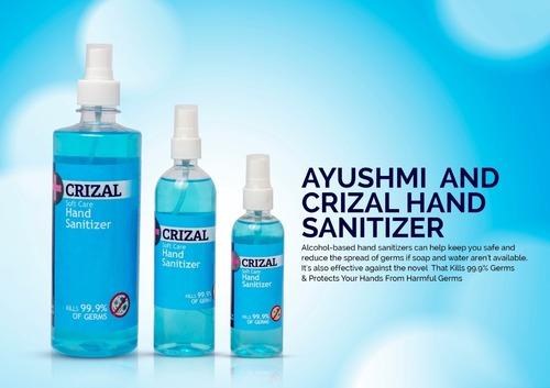 80% Ethyl Alcohol Based Hand Sanitizer