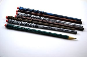 Wand Pencil Harry Potter