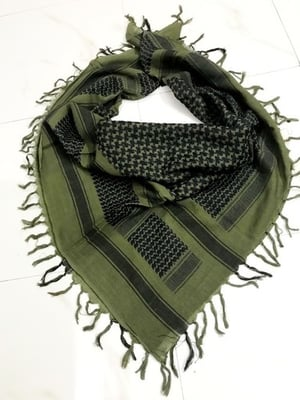 Premium Quality Cotton Shemagh Army Military Scarf