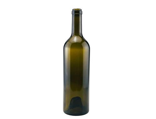 Wine Glass Bottles 750 Ml Sealing Type: Cork