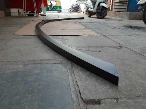 Aluminum Sliding Top Track Bending