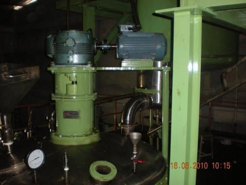 Automatic Alkyd Plant, 30 Hp To 100 Hp