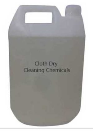 Cloth Dry Cleaning Chemicals