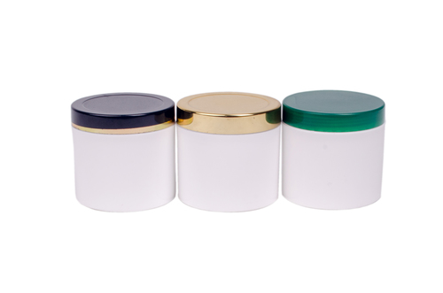 Pp Round Shape Cream Jar
