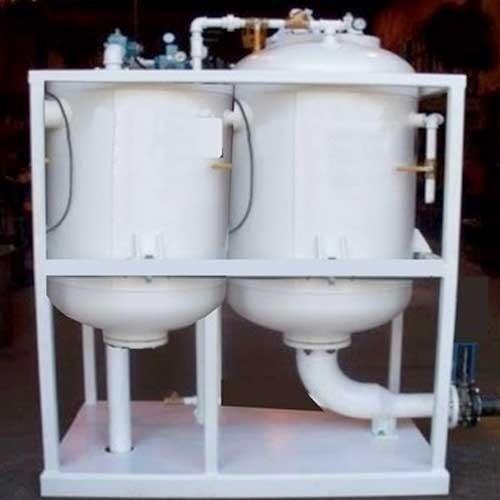 Semi-Automatic Industrial Alum Plant