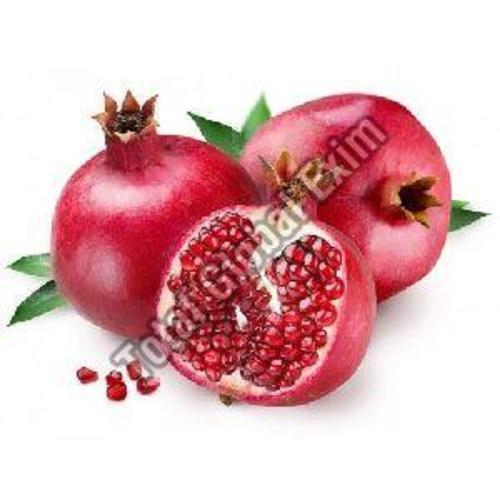 Fresh Natural Pomegranate Fruits