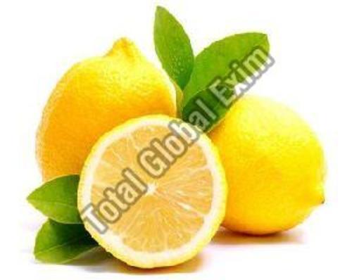 Fresh Yellow Lemon For Food
