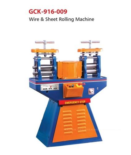 Jewellery Rolling Machine Tar Patta