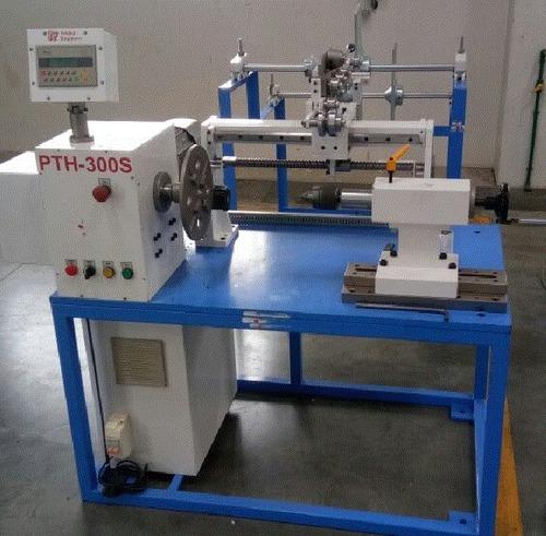 Programmable Heavy Duty Coil Winding Machine