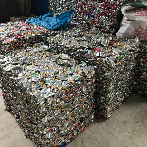 Used Beverage Cans Scrap