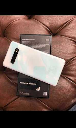Used Samsung Galaxy S10+ Mobile Phone