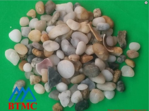 Natural Pebbles And Cobbles As Per Availability Or Demand Size
