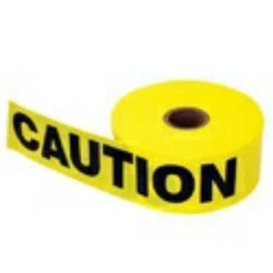 Road Safety Caution Tape