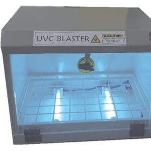 High Performance UV Disinfection Chamber