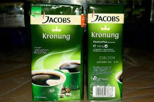Jacobs Kronung 250g Coffee