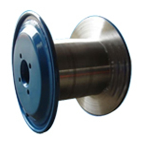 Metal Spool Double Plated Boxy Din 630