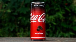 Popular Canned Cola Soft Drink