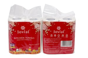 2 Ply Jovial Kitchen Towel