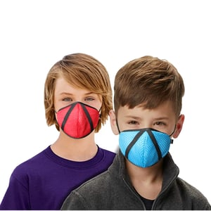 Anti Bacterial And Dust Kids Mask