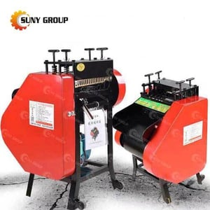 Electrical Scrap Cable Stripping Machine
