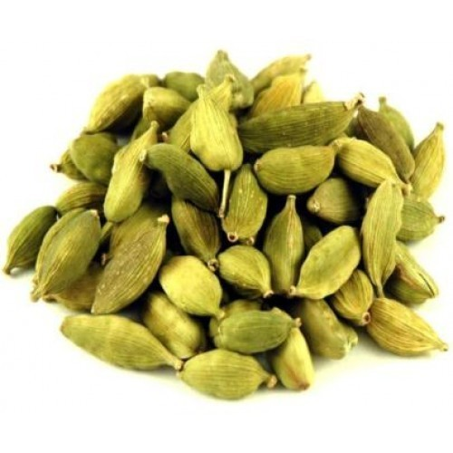 100% Natural Green Cardamom Certifications: Iso