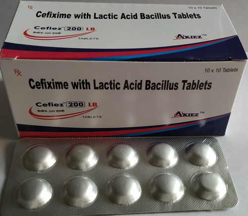 Cefexime Tablet
