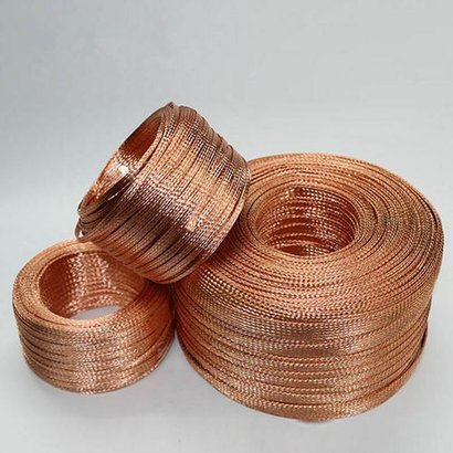 Pure Copper Wires And Cable Usage: Electrical Industry