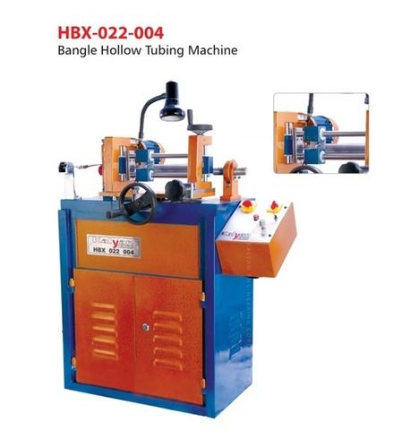 Bangle Hollow Tubing Machine