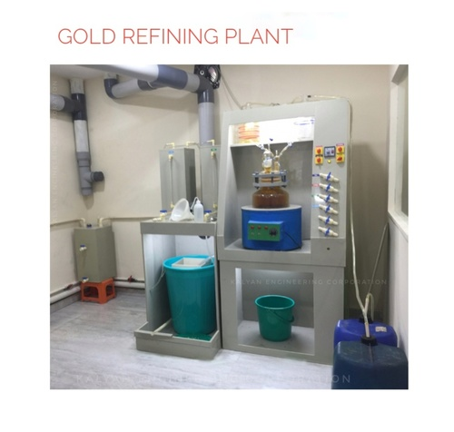 Gold Refining Plant