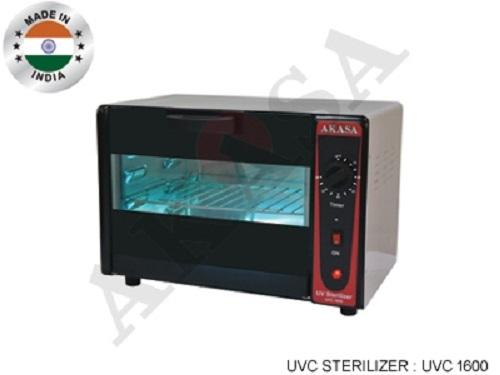 High Performance UVC Sterilizer Cabinet