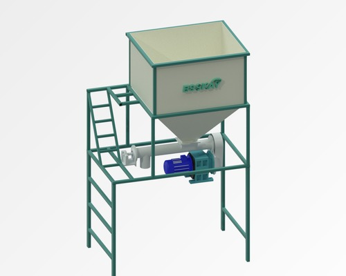 Low Maintenance Hopper Weighing System