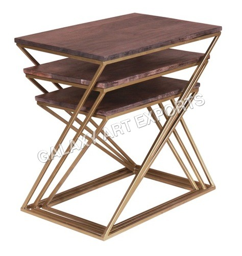 Nesting End Tables S/3