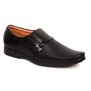 Synthetic Leather Mens Moccasin Shoes