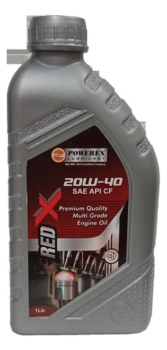 Powerex Multigrade 20w40 Cf Engine Oil