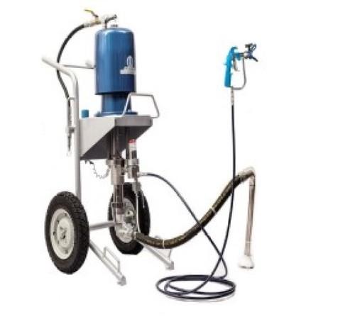 Residential Putty Sprayer Pneumatic