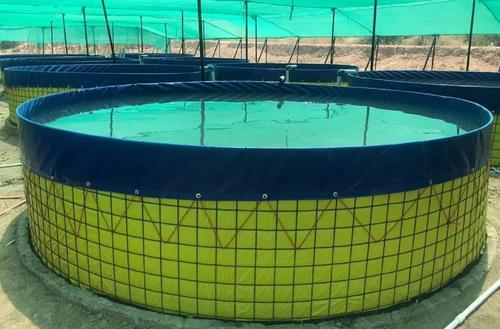 Biofloc Fish Farming Oil Tank