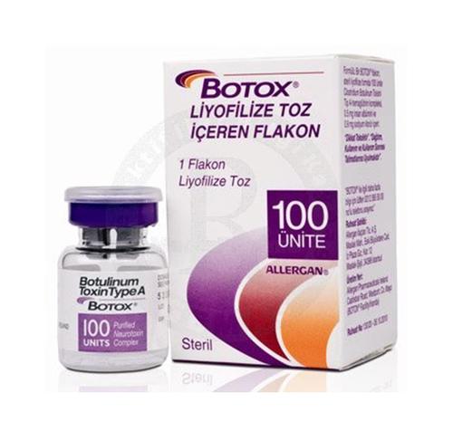 Botox 100 IU Allergan Injection
