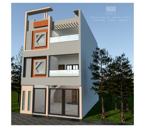 Commercial And Residential Architect Planing Services