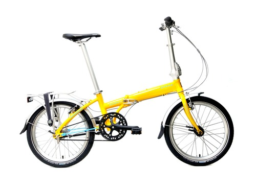 """Modern Style Ultralight Folding Bicycle 16"""" And 20"""" Certifications: Ce"""