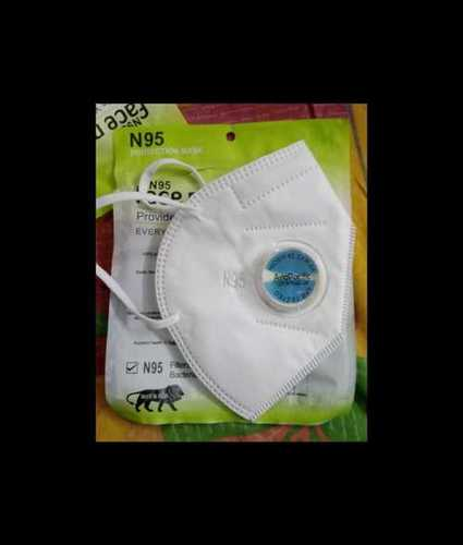 N9 Face Mask With Filter Valve
