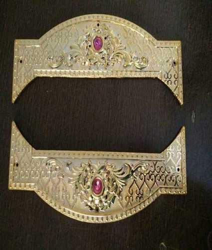 Almirah Mirror Plastic Frame