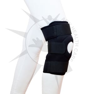 Open Patela Hinged Knee Support