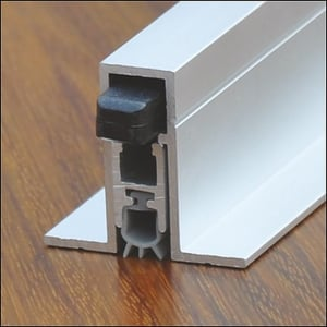 Automatic Drop Down Door Seal With Profile