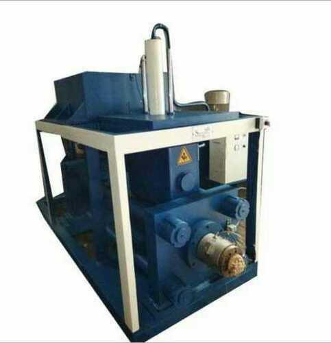 Hydraulic Biomass Briquetting Machine